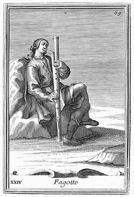 Bassoon, 1723 Poster by Granger