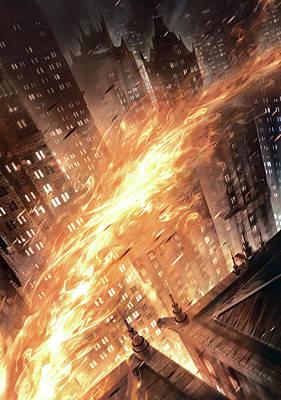 Batman The Dark Knight Returns 2012  Poster