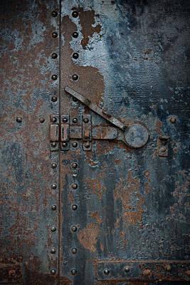 Battery Door Poster