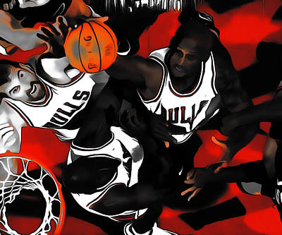 Battle For The Rebound Poster