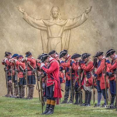 Battle Prayer Poster