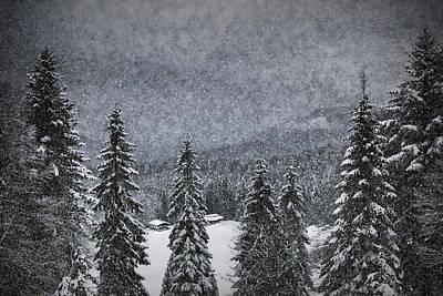 Bavarian Winter's Tale I Poster by Melanie Viola