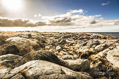 Bay Of Fires Tasmania Australia Poster by Jorgo Photography - Wall Art Gallery