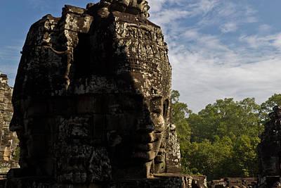Bayon Temple, Siem Reap Poster