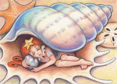 Beach Babys Treasure Poster