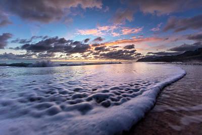Beach Blanket Poster by Sean Davey