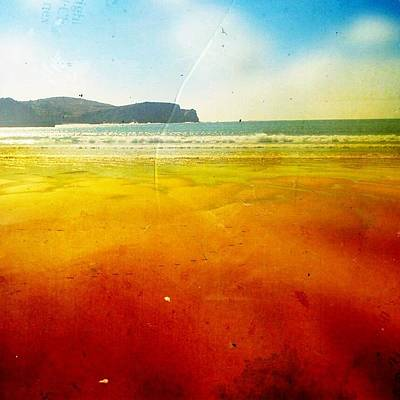 Beach Poster by Contemporary Art