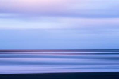 Beach X Poster by Jon Glaser