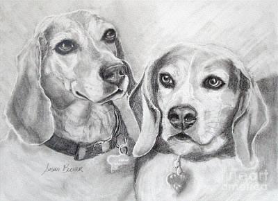Beagle Boys Poster