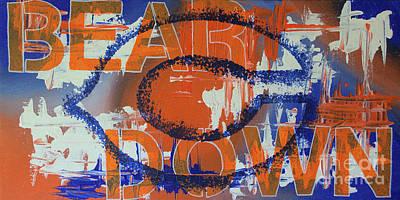 Bear Down Poster