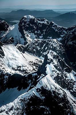 Beartooth Mountain Bc Poster