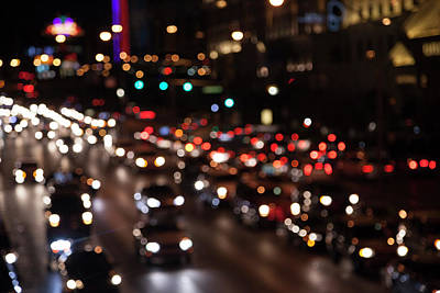 Poster featuring the photograph Beautiful Congestion by Eric Christopher Jackson