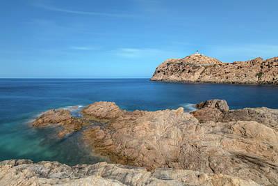 Beautiful L'ile Rousse - Corsica Poster