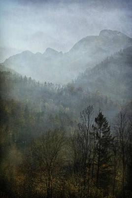 Beautiful Mist Poster