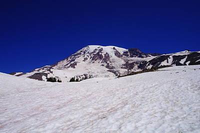 Beautiful Mount Rainier Poster