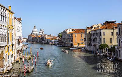 Beautiful Venice  Poster by Svetlana Sewell
