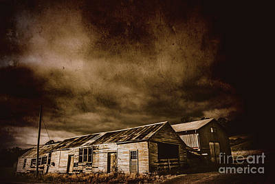 Beauty In Rustic Decay Poster by Jorgo Photography - Wall Art Gallery