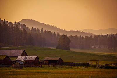 Beauty Of Black Hills, South Dakota Poster