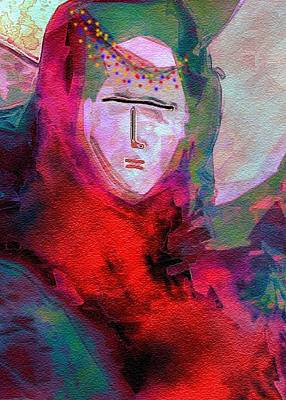 Bedouin 4 Poster by Mimo Krouzian