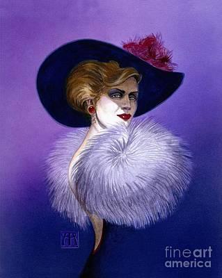 Beezu Poster by Melissa A Benson