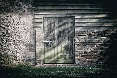 Behind The Door Poster