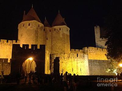 Behold Carcassonne Poster