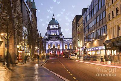Belfast Poster by Juli Scalzi