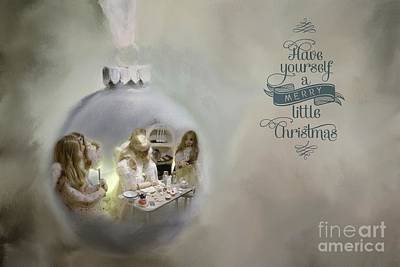 Believe In The Magic Of Christmas Poster
