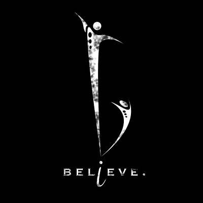 Believe Poster by Matthew Blum