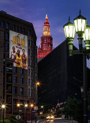 Believeland Poster by Dale Kincaid
