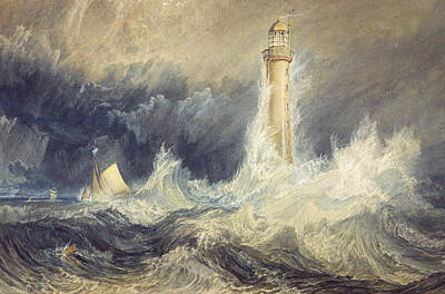 Bell Rock Lighthouse Poster