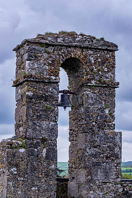 Bell Tower - Blarney Castle - Blarney Ireland Poster