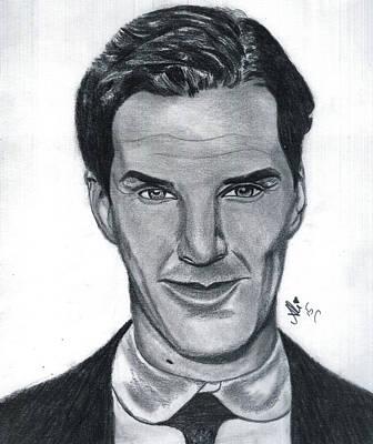 Benedict Cumberbatch  Poster by Bobby Dar