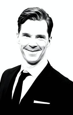 Benedict Cumberbatch Print Poster