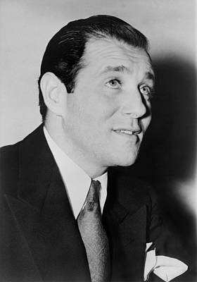 Benny Bugsy Siegel In 1947, The Year Poster by Everett