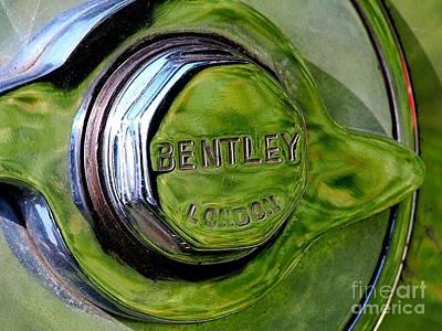 Bentley Poster