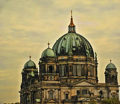 Berlin Architecture Poster