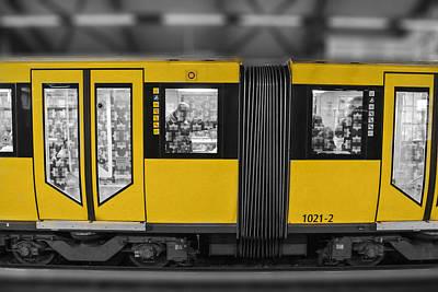 Berlin Underground Poster