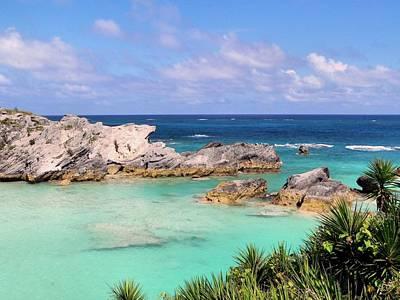 Bermuda Seascape Poster