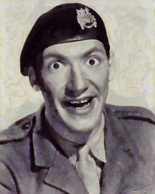 Bernard Bresslaw, Carry On Actor Poster