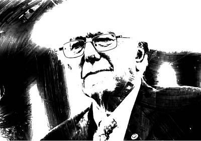 Bernie Sanders 1c Poster