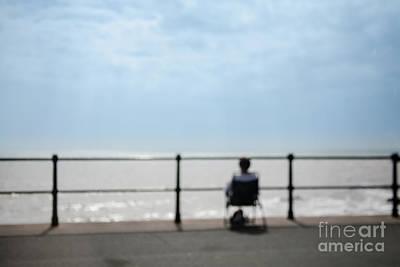 Beside The Seaside #3 Poster by Jan Bickerton