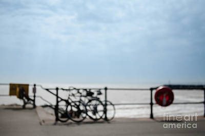 Poster featuring the photograph Beside The Seaside #6 by Jan Bickerton