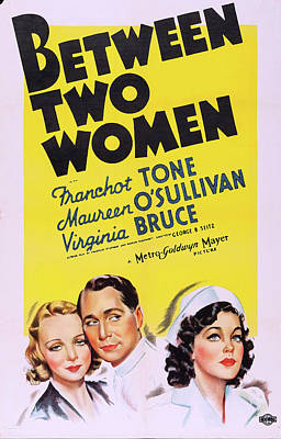 Between Two Women 1937 Poster
