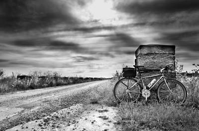 Bicycle Break Poster