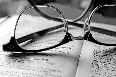 Bifocals And Hamlet Poster