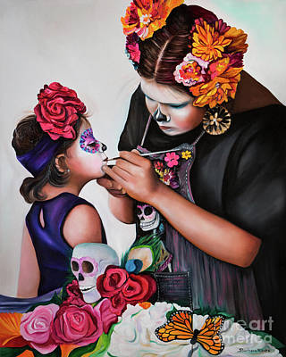 Big Day Poster by Barbara Rivera