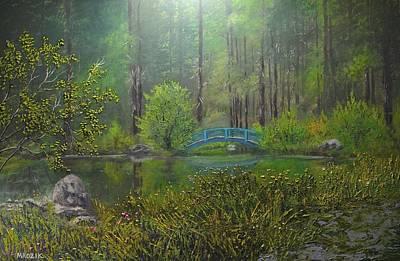 Big Springs Gardens Poster