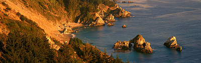 Big Sur In Springtime, California Poster by Panoramic Images