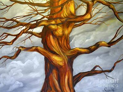 Big Tree Poster